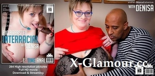 Big Breasted Denisa Gets An Interracial Anal Fuck [FullHD]
