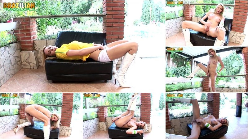 Lavinny Albuquerque - Lavinny Wanks In Sexy Boots Remastered [HD 928p]