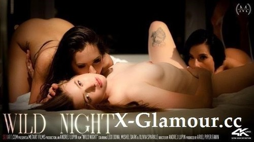 Lexi Dona, Mishel Dark, Olivia Sparkle - Wild Night (HD)
