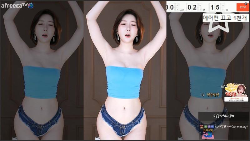 韩国主播AFTV多位主播 7.18日 直播热舞合集(原版无水)[243V/42.7G] 国外主播-第2张