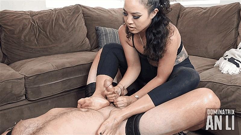 Mistress An Li - Foot Fucker Part II [FullHD 1080P]