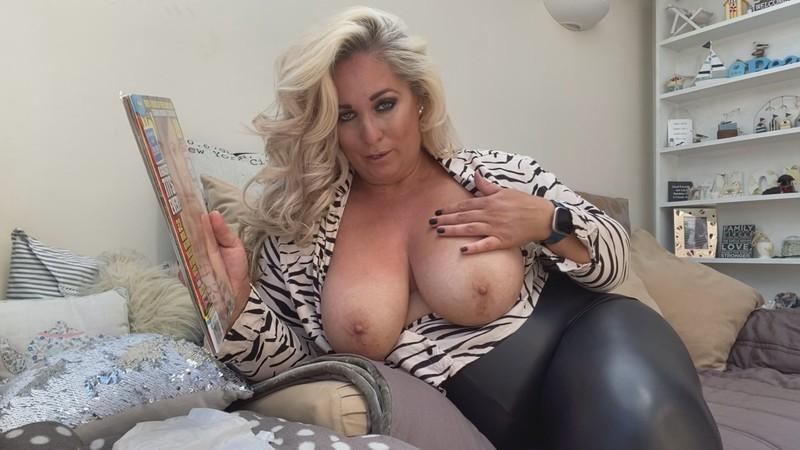 Kellie OBrian - Stepsons Secret Porn Stash [FullHD 1080P]