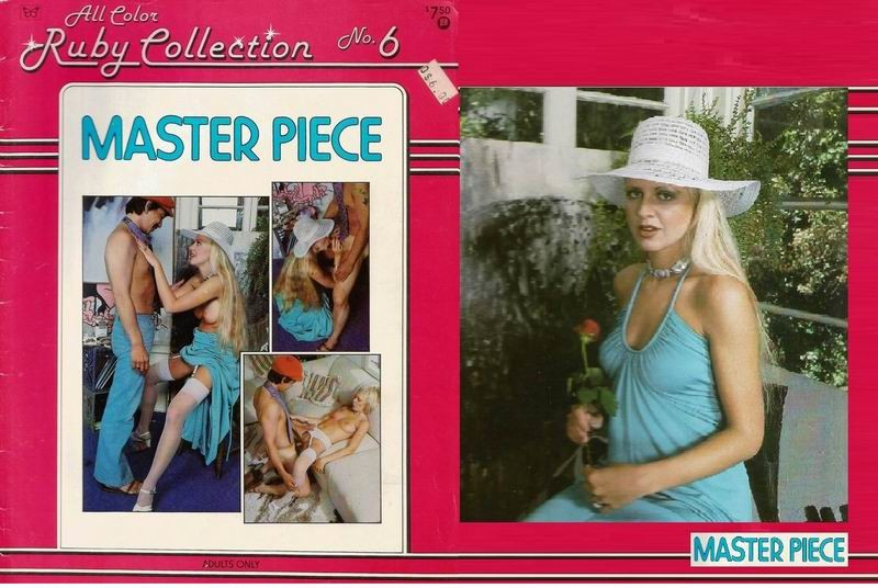 Ruby Collection N6 - Master Piece (1980) JPG