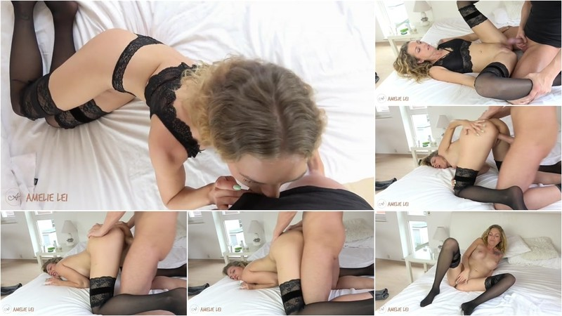LillyLe041 - Wichs auf meine Nylons - Fick (1080P/mp4/236 MB/FullHD)