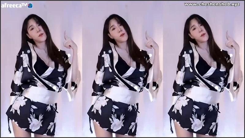 韩国主播AfreecaTV刘智雅 热舞合集[二][73V/8.22G] 国外主播-第4张