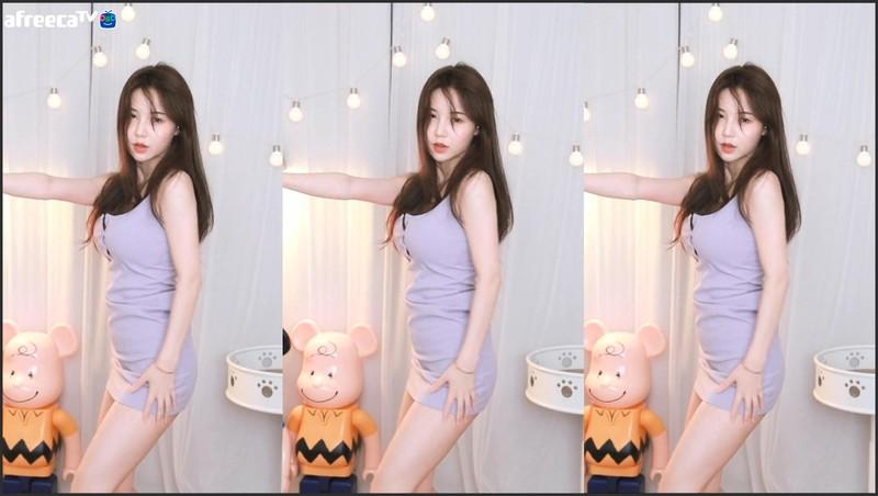 韩国主播AFTV多位主播 7.24日 直播热舞合集原版无水[124V/22.1G] 国外主播-第9张