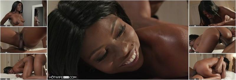 Melody Cummings - Ebony Wife Melodys Deep Hard Massage (FullHD)
