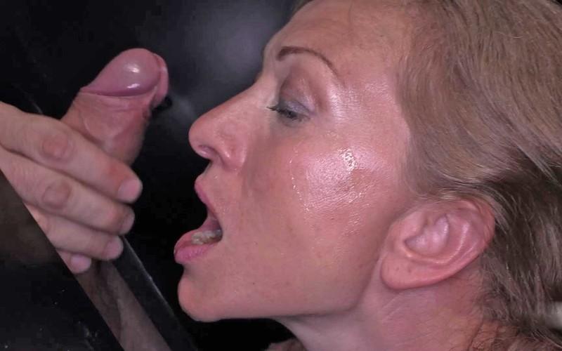 Malvina - First time swallowing cum [FullHD 1080P]