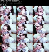 HiYouth - Cumshot On Teen Glasses (FullHD/191 MB)