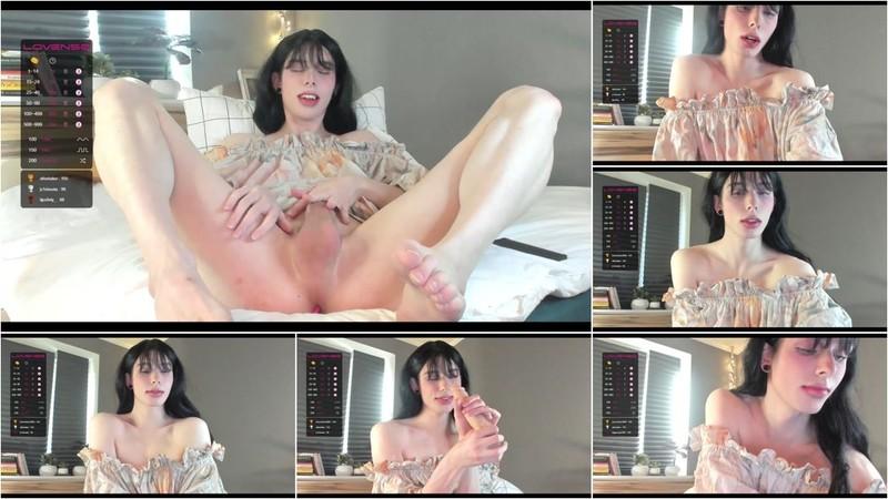 Trans Girl - Cam Show Various TGirls 04 Sep [HD 720p]