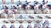 Full: Humiliation In Public (Small File) -  Gym Babe