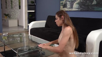 WetAndPissy Jessica Bell White And Wet