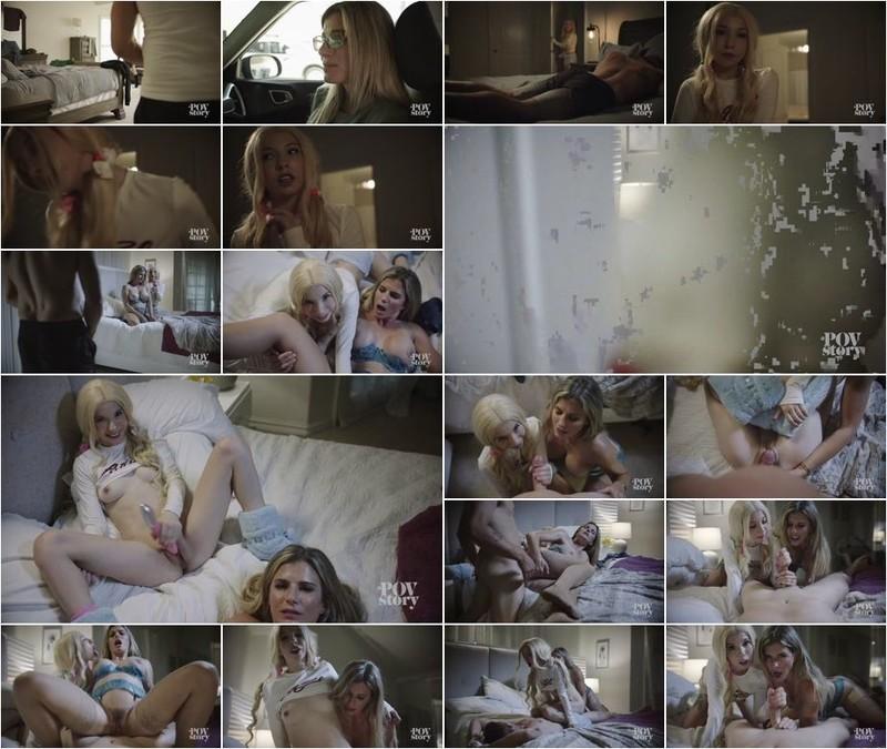 Kenzie Reeves, Cory Chase - Cum Addict Stepmom (1080p)