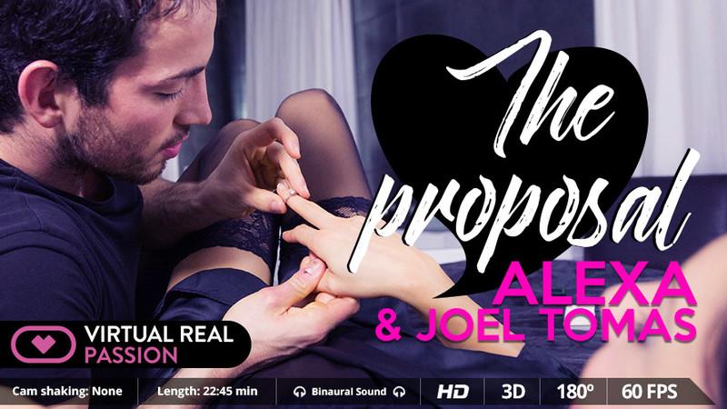 The Proposal Alexa Tomas Amp Joel Tomas Gearvr