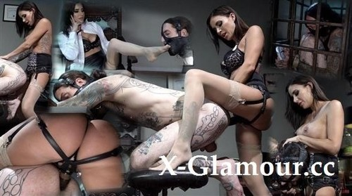 Gia DiMarco - Paralegal Sex Slave Gia Dimarco Fucks Pathetic Office Gimp (FullHD)