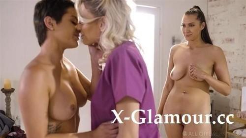 Kenna James, Bella Rolland, Nicole Aria - Well, This Is Awkward... (FullHD)