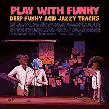 Play With Funky (2021) Full Albüm İndir
