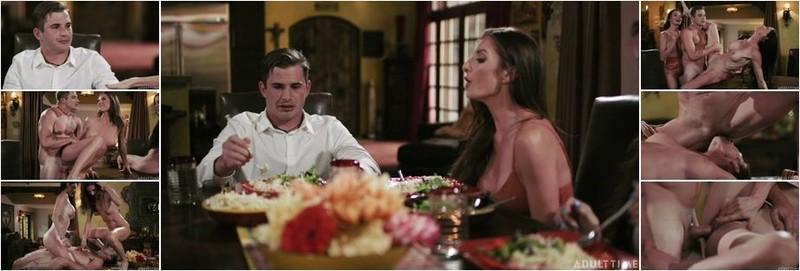 Silvia Saige, Sofie Marie - Family Dinner Drama (FullHD)