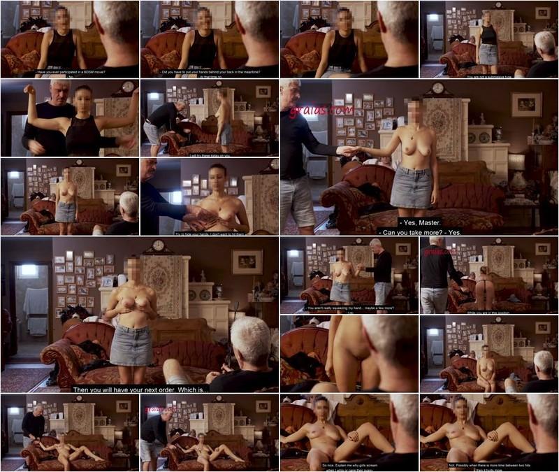 Linda - Finding Herself in Dr. Lomp's Hands - Linda's Debut (1080p)