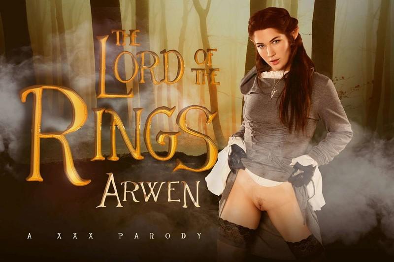 Lotr Arwen A Xxx Parody Evelyn Claire Oculus Rift