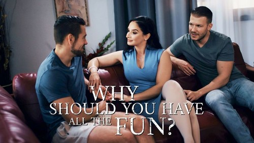 PureTaboo – Sheena Ryder Why Should You Have All The Fun [FullHD 1080p]