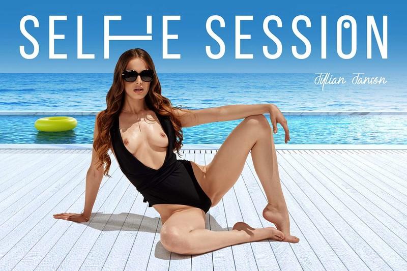 Selfie Session Jillian Janson Oculus Go 4k