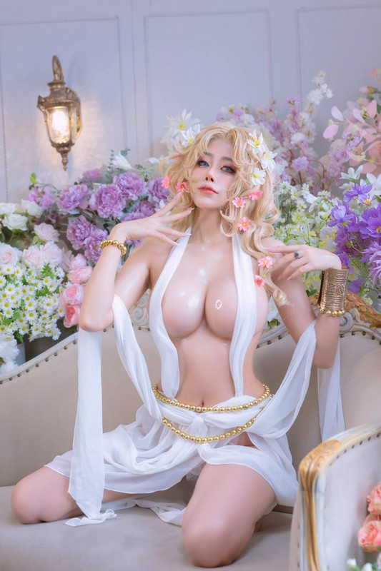 Byoru - Aphrodite[30P1V/112MB] 国外网红&Coser-第1张