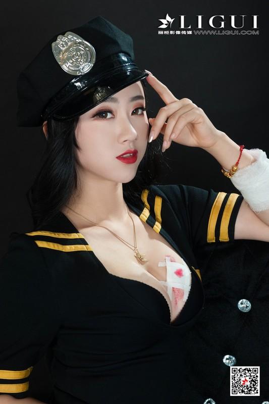 [Ligui丽柜]2021.09.15 网络丽人 Model 然然[48P] Ligui丽柜-第1张
