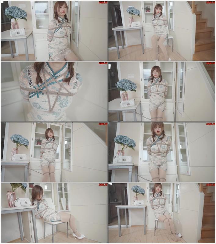 [Ligui丽柜] 2021.09.19 4K映像 HD视频 《穿旗袍贺中秋》 奈奈[459.6MB] Ligui丽柜-第2张