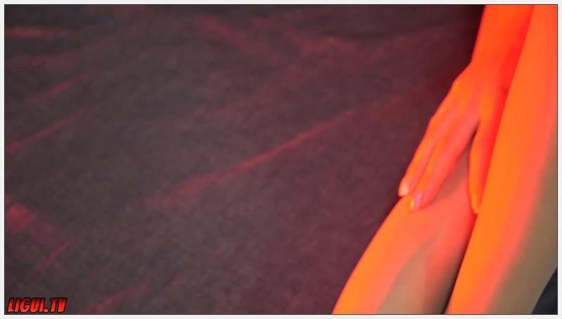 [Ligui丽柜] 2021.09.18 SHIMA-金目 HD视频 《小脚丫》 艾琳儿[423.7MB] Ligui丽柜-第1张