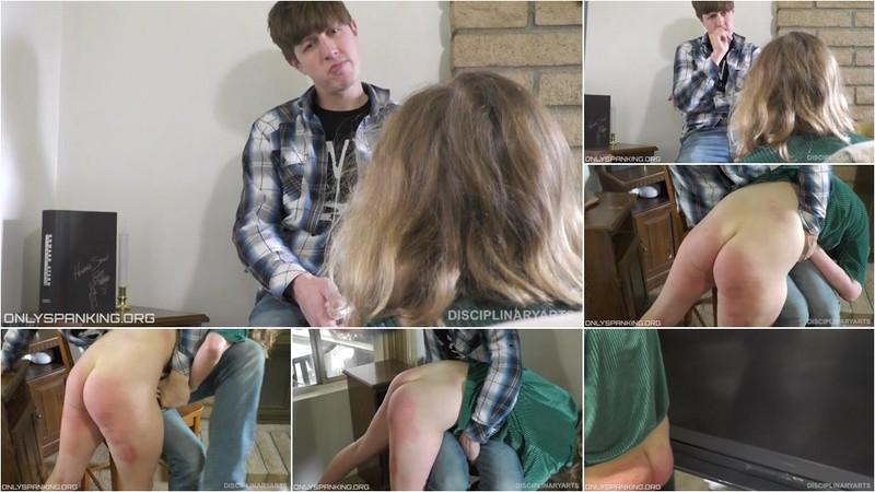 Kyle Johnson, Baby Girl - Baby Gets A Thrashing [FullHD 1080p]