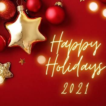 Happy Holidays 2021 (2021) Full Albüm İndir
