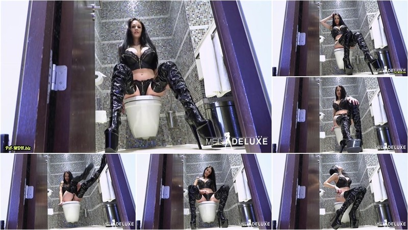 Meli-Deluxe - Cuckold Cleaner - So leckst du meine Spermafotze sauber [FullHD 1080P]