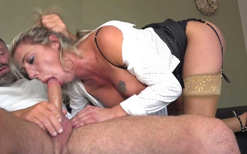 Nikky Clarisse - The job P's looking for... [FullHD 1080P]