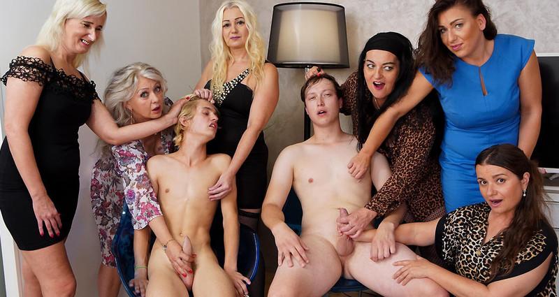 OldieX - Veronique, Mia S, Inna, Yvette, Luka Blond, Jannis, Sharia Venom, Olivier