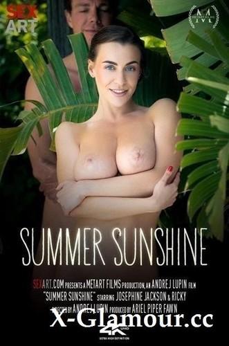 Josephine Jackson, Ricky - Summer Sunshine (2021/FullHD)