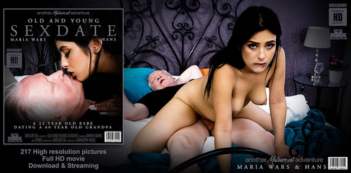 MatureNL – Maria Wars 22 Year Old Babe Having A Sexdate With A 60 Year Old Grandpa [FullHD 1080p]