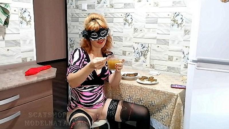 ModelNatalya94 - Olga ate her shit [FullHD 1080P]